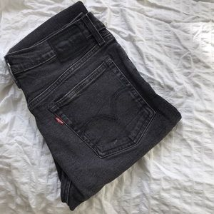 Levi's wedgie skinny fit jeans